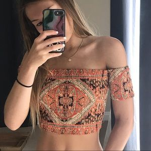 LF Stretchy Top